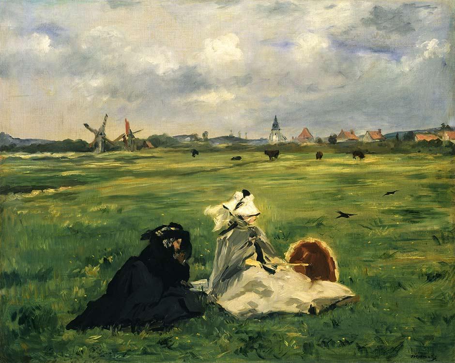 Натурализм в русской живописи 19 века