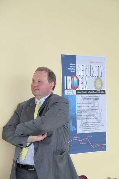 Президент ПИР-Центра Владимир Орлов