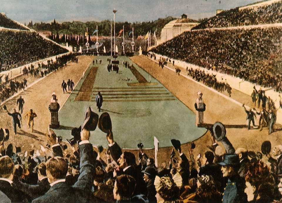 Первые Олимпийские игры современности, Афины, 1896 год