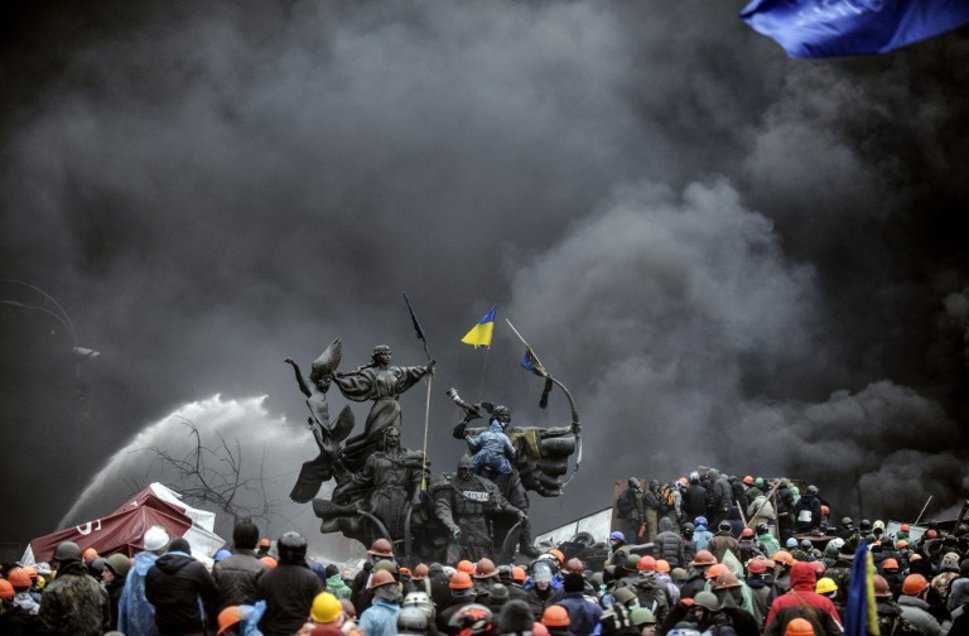 Киев, 20 февраля 2014 года