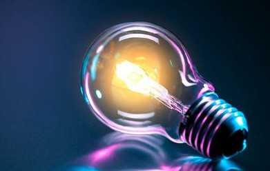 С развитием прогресса лампочки стали служить меньше