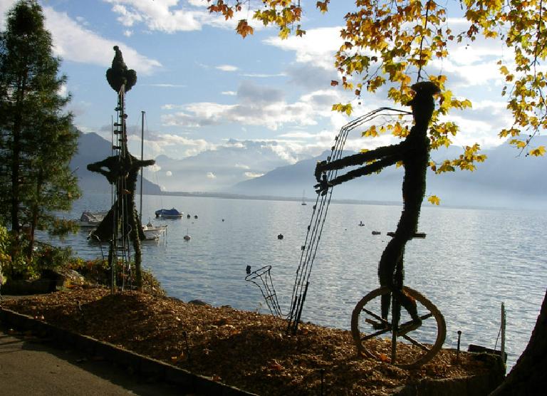К 40-летию Montreux Jazz Festival