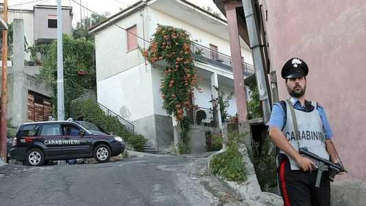 Операция против мафии в Италии с участием швейцарских властей, 2007 год