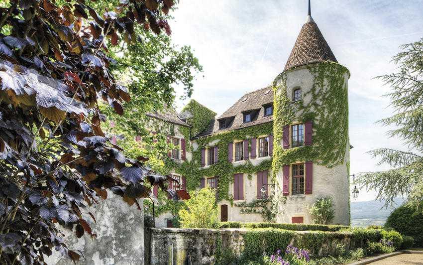 Замок в швейцарии купить снять виллу на тенерифе у моря цены