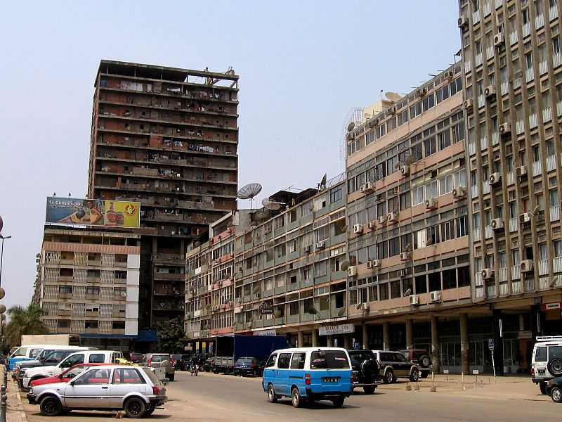 Так выглядит самый дорогой для экспатов город - Луанда