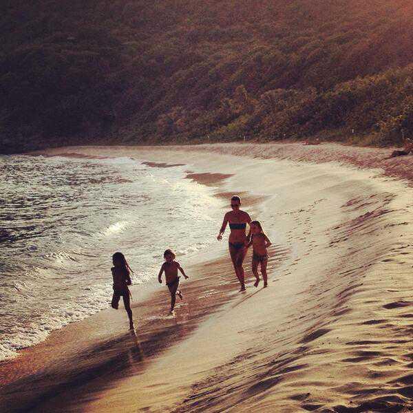 Лето на Карибах, остров Святого Варфоломея (23 июля 2013 года)