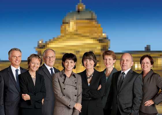 Федеральный совет, версия 2010 года