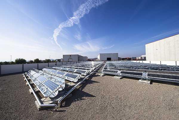 Термические солнечные батареи по технологии ЦЕРНа