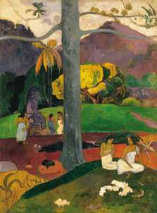 Paul Gauguin Mata Mua