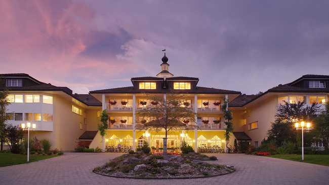 Hôtel Hof Weissbad, Weissbad
