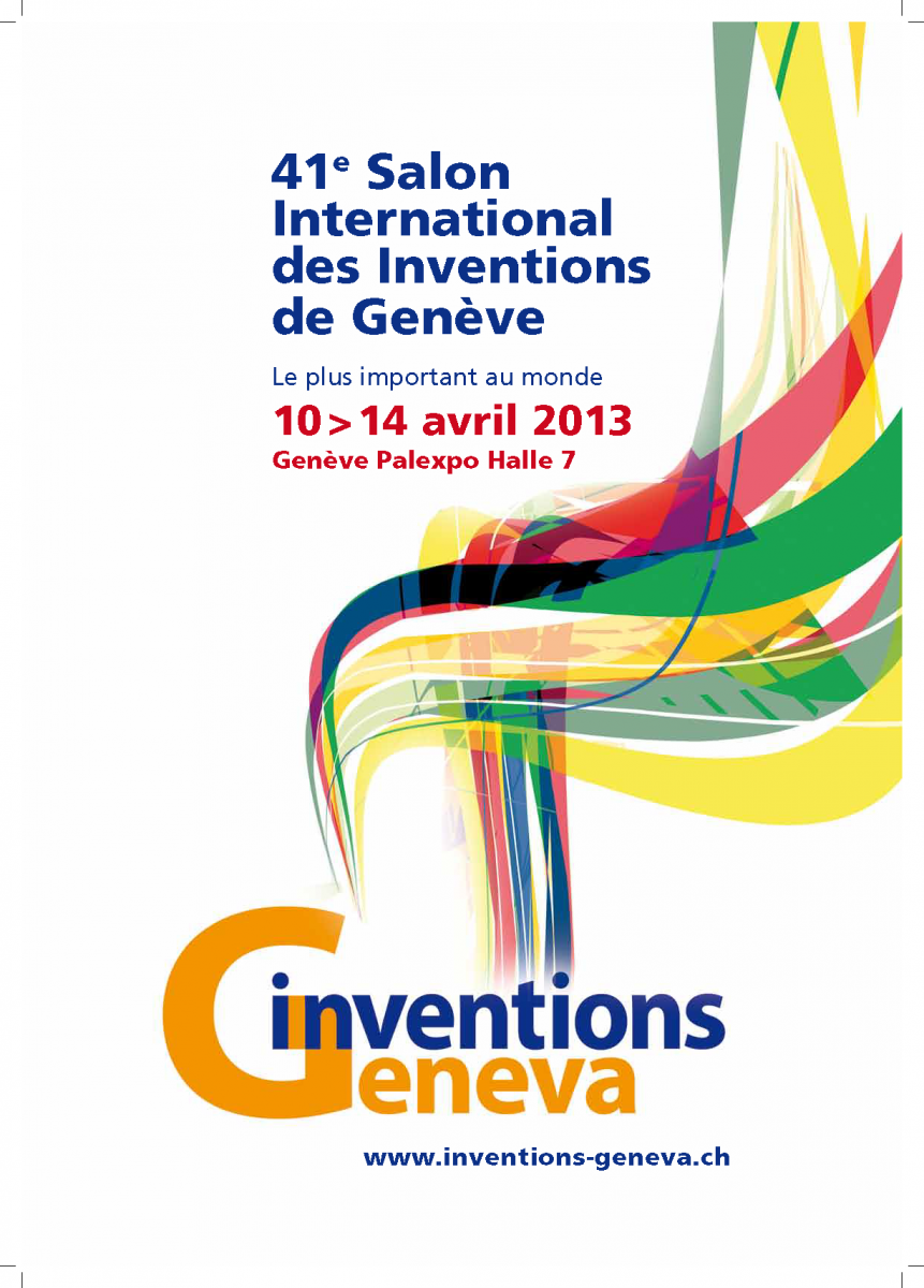 Salon des inventions de Geneve