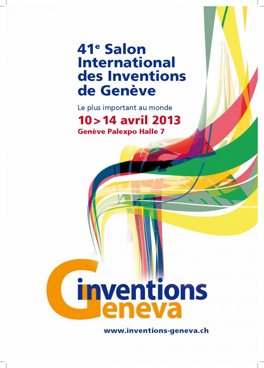 Salon des inventions de Geneve