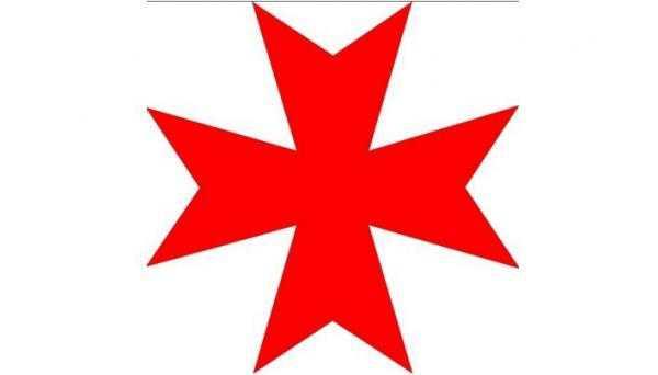 как мальтийский крест стал символом президента россии: