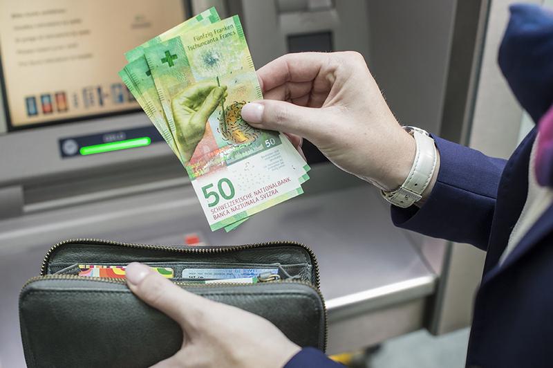 Швейцарские 50 франков – купюра года Les 50 francs suisses – la coupure de  l année 6ac46367d3c