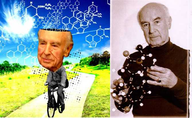 a biography of albert hofmann The incredible story of albert hofmann and the birth of lsd see how the swiss scientist synthesized the drug that took the world on a trip and fueled a cultural.