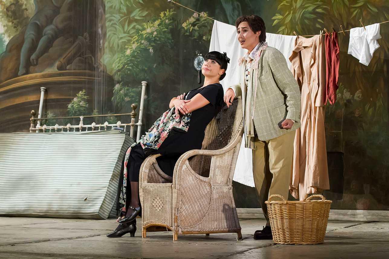 Опера Дон Жуан — нестареющий шедевр