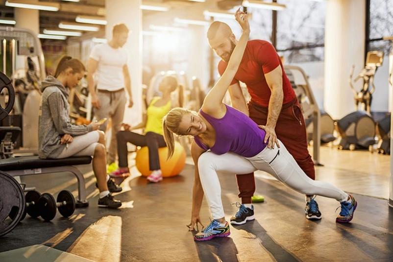 ТОП-5 советов как подготовить себя к походу в фитнес-центр