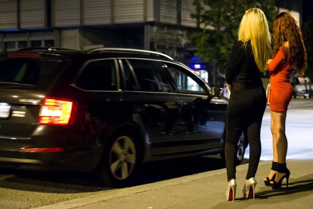 панель проституток фото