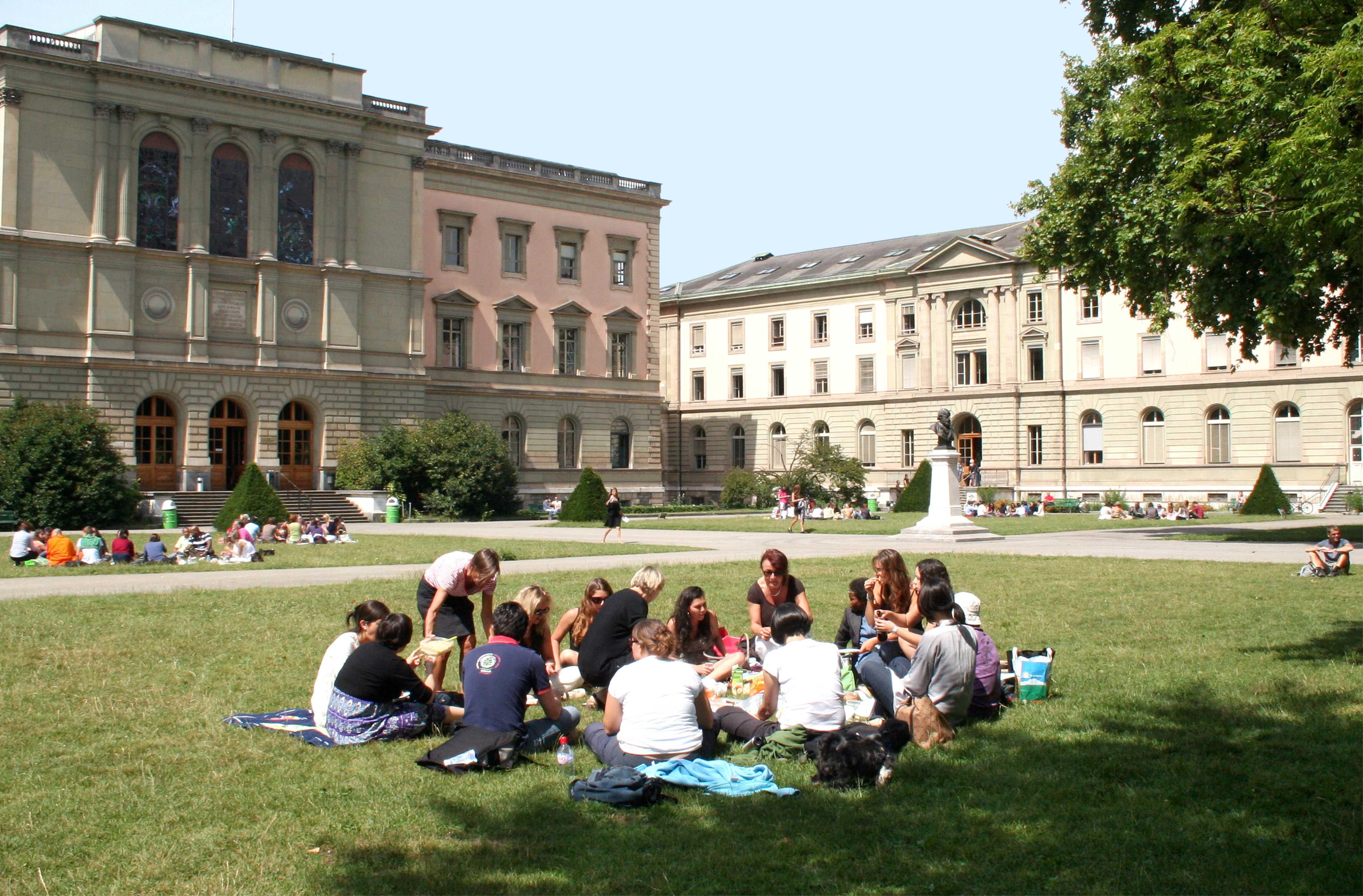 Высшее образование: на кого лучше всего учиться в Швейцарии ...