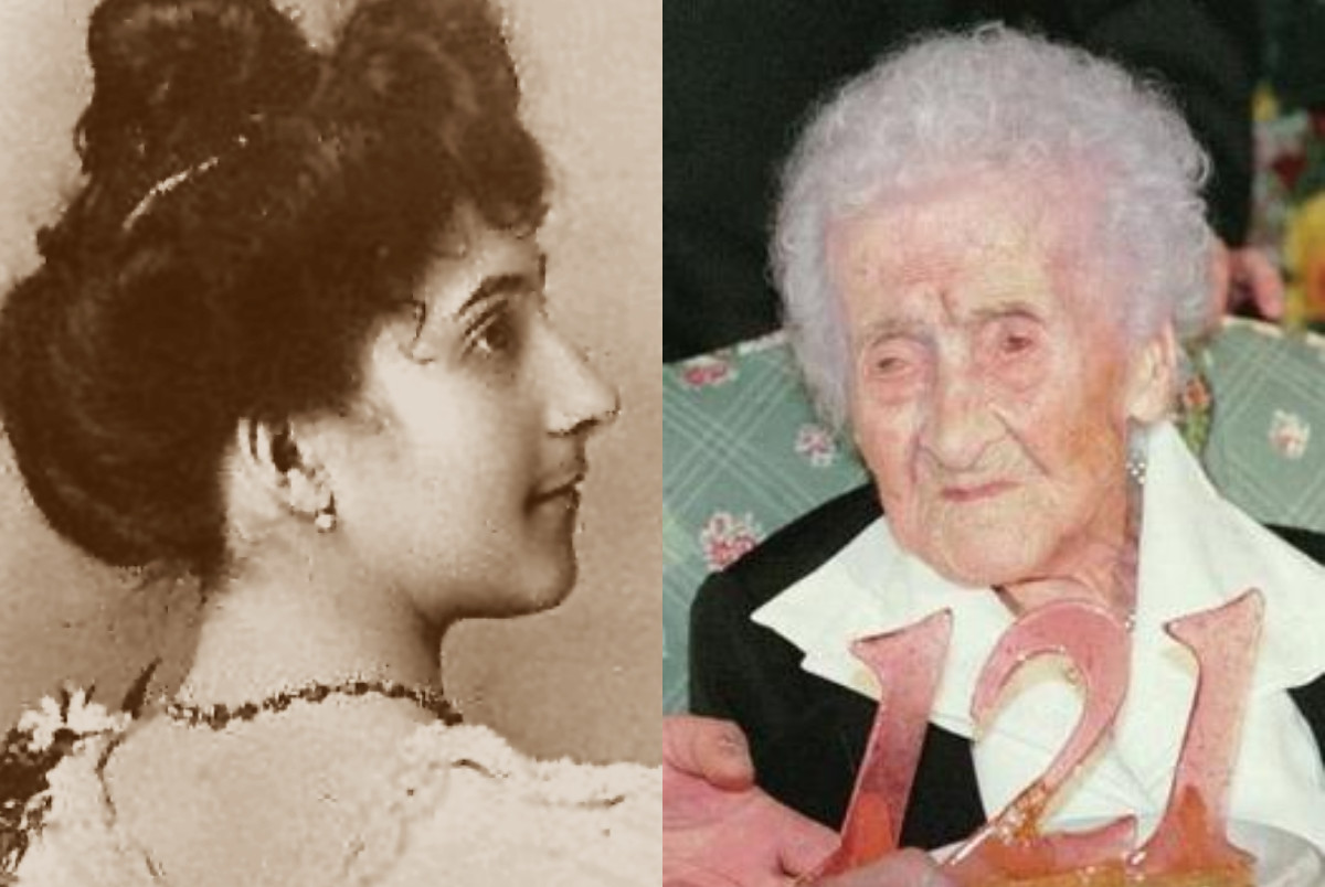 Улётная старушка - TWO LIVES INSTEAD OF ONE